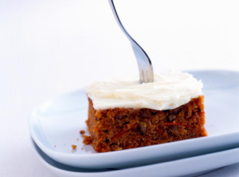 עוגת גזר מהירה