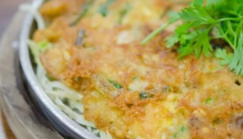 קוקו סאבזי- פשטידת ירק