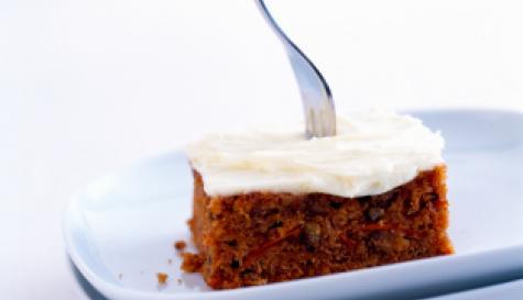 עוגת גזר מהירה ללא גלוטן