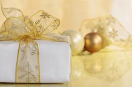 אריזת מתנה מטפחת