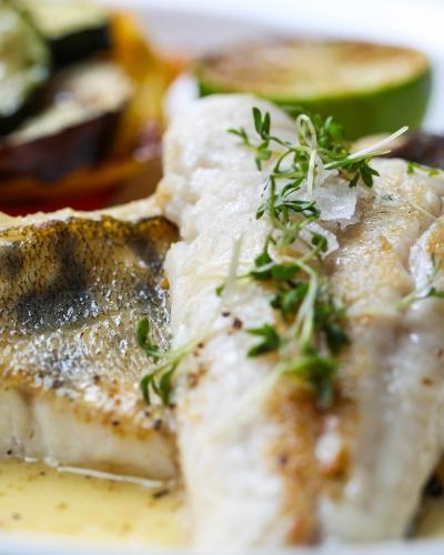 דג פורל מושלם
